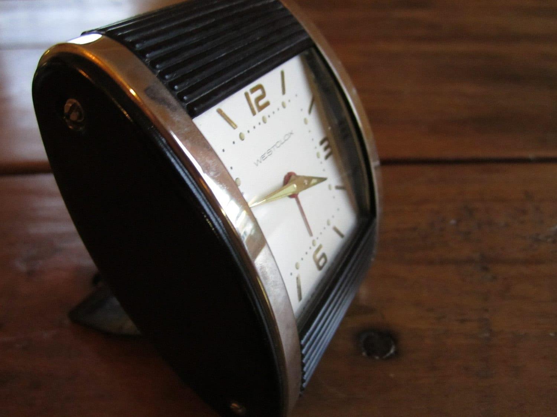 Vintage Westclox Alarm 50