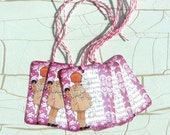 My Doll Gift Tags Set of 6