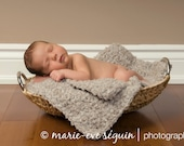 newborn bowl blanket