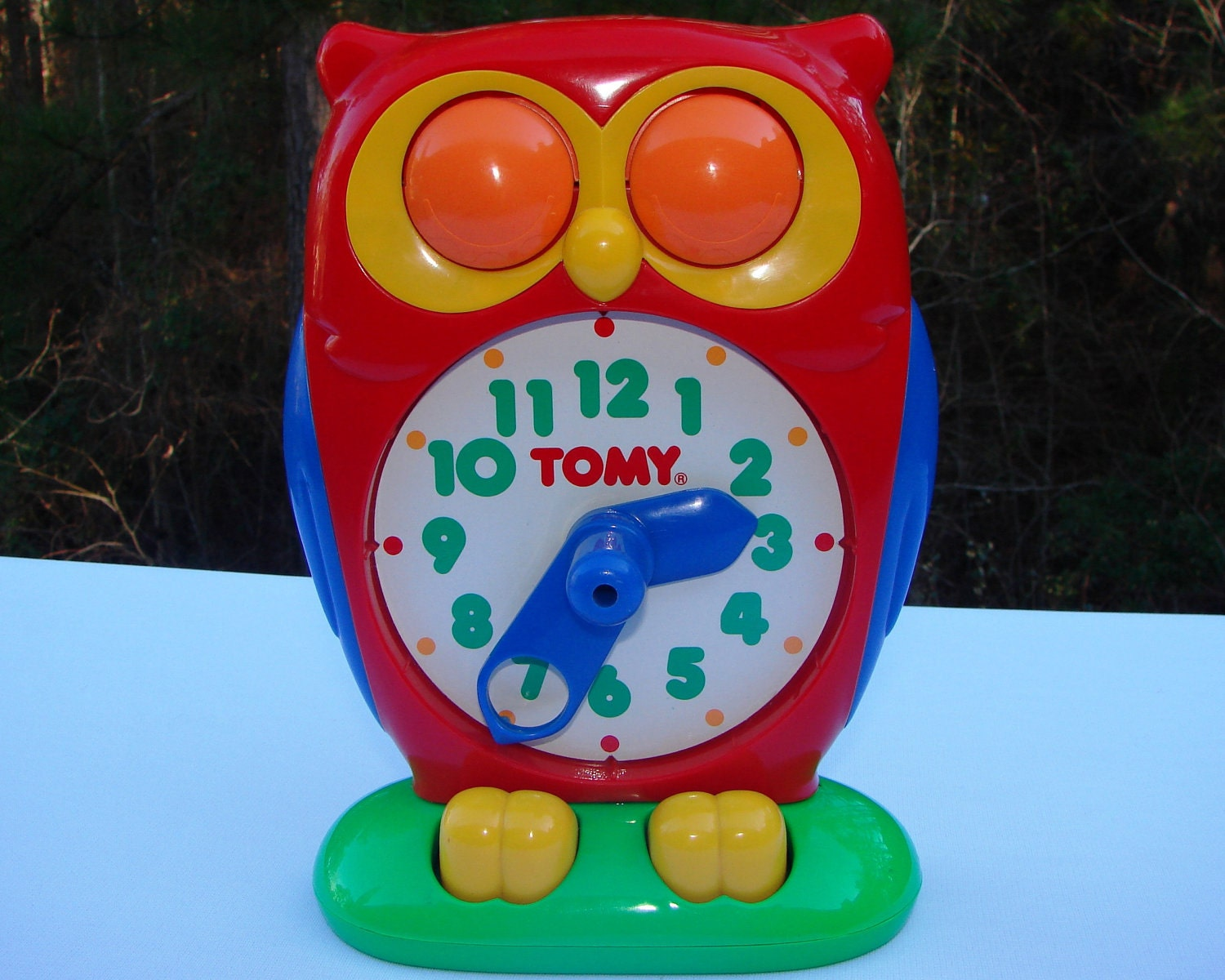 Learning Clock | eBay