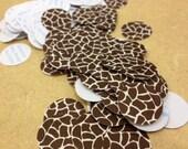 Giraffe Hershey Labels/Stickers