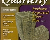 Arrowhead Magazine Prehistoric Antiquities & Arcaological New Quarterly free shipping