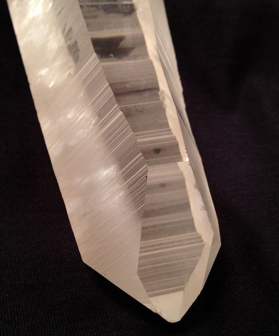 New Lowered Price  -- LEMURIAN SEED QUARTZ  -- Old Stock, Large Crystal, Excellent Quality