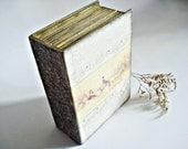 WEDDING VOYAGE - Vintage look wooden box / Wedding cards&memories holder/ Romantic wedding gift