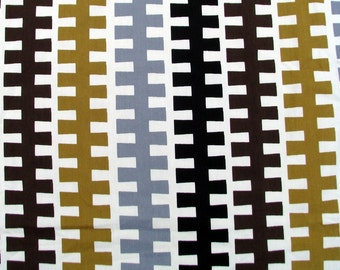 Cotton Fabric By Yard- Scandinavian Design- For Curtains, Roman Blinds, Pillow covers etc.