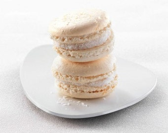 Recipe of french coconuts macaroons - Pdf Tutorial - Free shipping gift