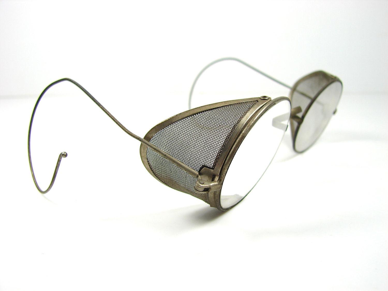 Safety Glasses Vintage 112