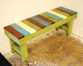 Entry Bench -On Sale Now-