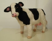 Any Large Animal Sculpture Custom Made Just for You...Miss Maisy the Cow