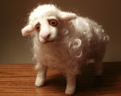Any Animal Custom Sculpture of Your Choice..this is Baarbra the Sheep