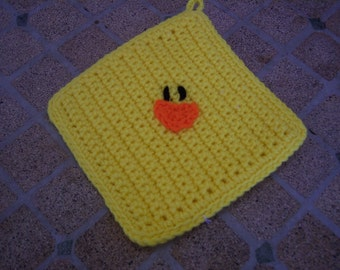 4218 Duck Hot Pad