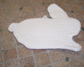 4226 Rabbit Hot Pad