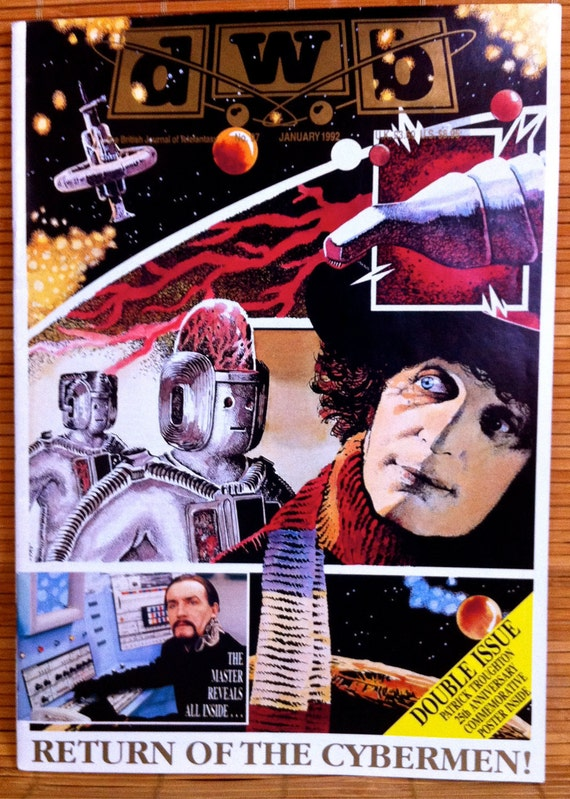 DWB Doctor Who Bulletin - Issue 97 - 1992