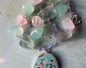 Springtime Ocean Breeze Necklace
