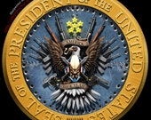 The New & Improved Presidential Seal [Uncensored Version]