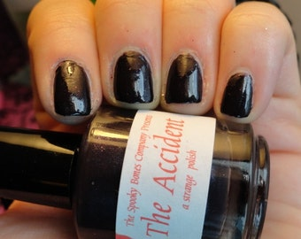 The Accident Grand Guignol series Nail Lacquer Nail Polish 15ml