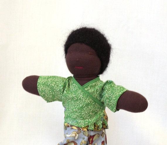 Waldorf Doll Shirt 12 14 Inches Doll
