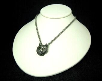 Devil Kitty necklace