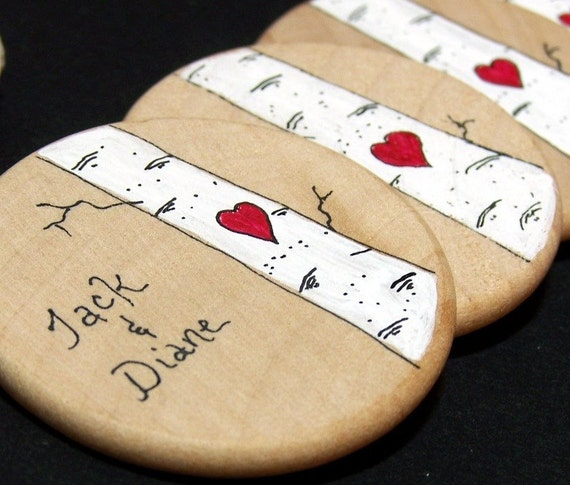 Small Gifts For Wedding Guests: Items Similar To Personalized Wedding Guest Favors -10