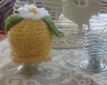 Daisy Egg Cosy