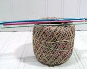 Metal Crochet Hooks - Sewing Essentials - 3 Piece Aluminum Set