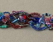 Arizona Beadwoven Bracelet - Reserved for Ruth