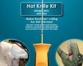 Hot Knife Styrofoam/Polystyrene Electric Foam Cutter Kit