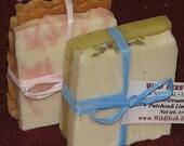 BABY SHOWER FAVORS: Natural Soap Gift Sets