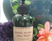 Gentle Herbal Facial Cleanser