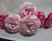 A Dozen Paper Roses - Choose Your Color