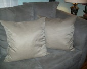 Skipping Stripes - Luxurious PILLOWS, hand made in USA