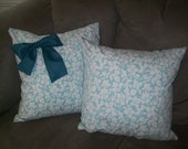 Petals & Flowers - Luxury Pillows - Hand made in the USA