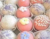 "Gluten Free ""Special Event"" Cake Ball Truffles (50)"