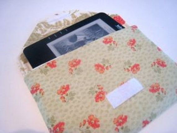 SEWING PATTERN pdf Ereader Sleeve Envelope Sell What you Make Instant Download