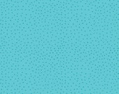 Peak Hour by Kellie Wulfsohn for Riley Blake Designs - Dots in Blue - Fat Quarter