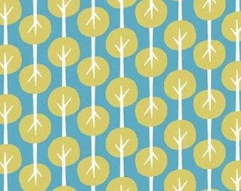 SALE - Monaluna Organic Cotton - Taali - Trees - 1/2 yard