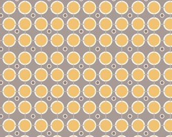 SALE - Millie's Closet by Bee in My Bonnet for Riley Blake Designs - Dots in Yellow