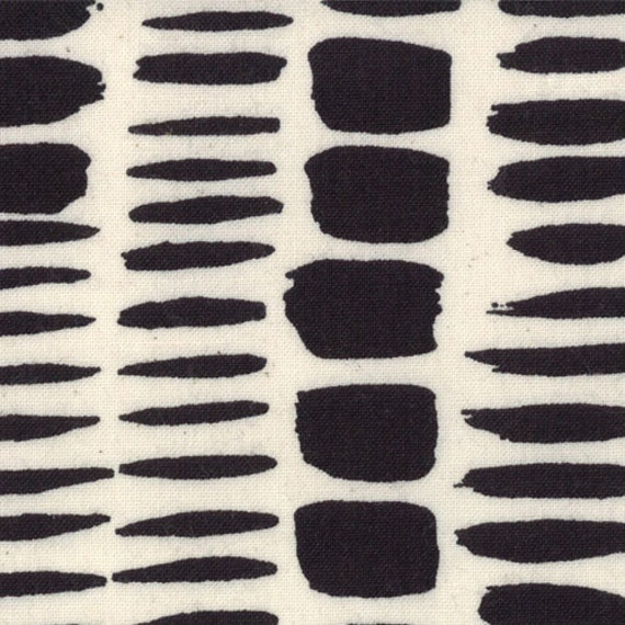Summersville by Lucie Summers for Moda - Brush Strokes in Coal - 1 Yard