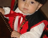 Polish Costume Boy: Vest
