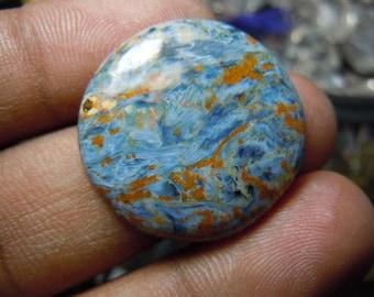 Pietersite Gemstone Cabochon 21ct-26x26 Round AAA Quality very rare wholesale price