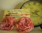 Peachy Pink Simplicity