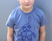 Gray Robot
