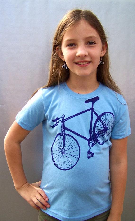 Blue Bike T