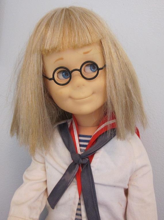 Vintage 1961 Mattel Charmin Chatty Doll Original Clothes