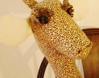 stuffed giraffe animal