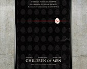 Children of Men 11x17 Movie Poster