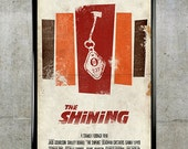 The Shining 11x17 Movie Poster