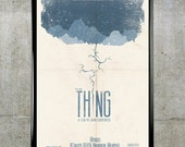 The Thing 11x17 Movie Poster 2