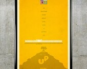 Up 11x17 Movie Poster