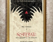 Nosferatu 27x40 (Theatrical Size) Movie Poster